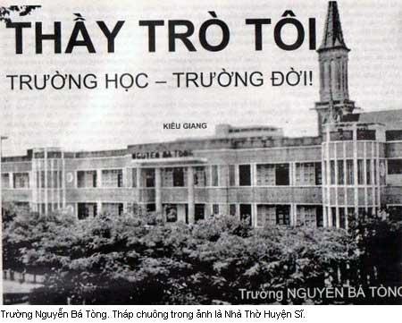 Nguyen Ba Tong School