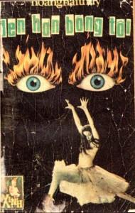 Hình bià ÐEN HƠN BÓNG TỐI, xuất bản ở Sài Gòn năm 1972.
